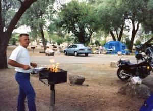 Lake Mead Campground