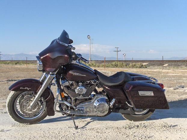 2006 Harley Davidson FLHXI Street Glide