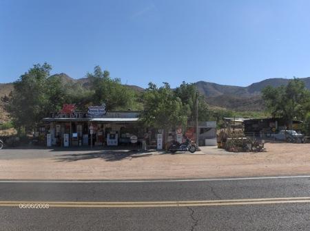 Hackberry General Store 2008