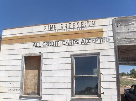 Pine Breeze Inn, Route 66