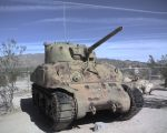 The tank that won WWII