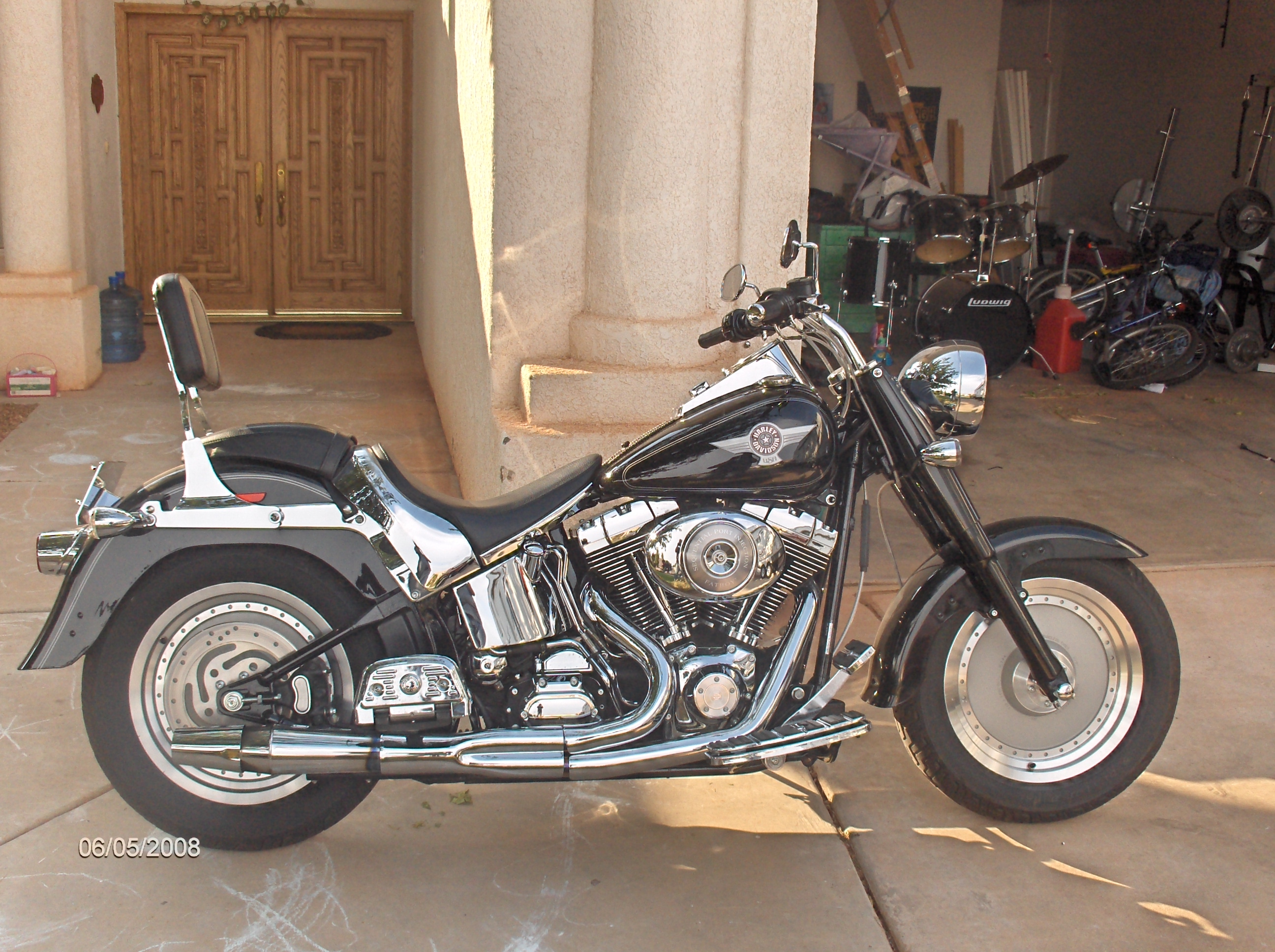 2006 FLSTFI Fat Boy