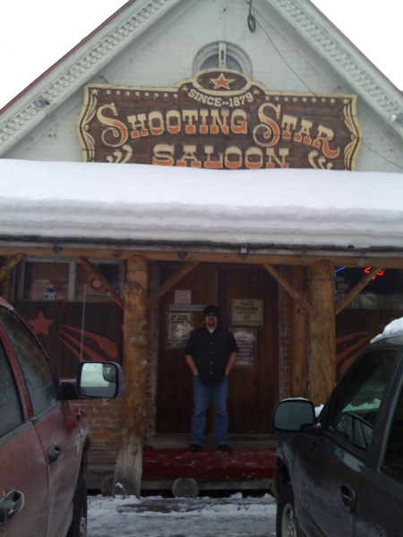 Shooting Star Saloon, Huntsville Utah