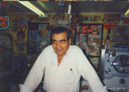 Juan Delgadillo in 1991