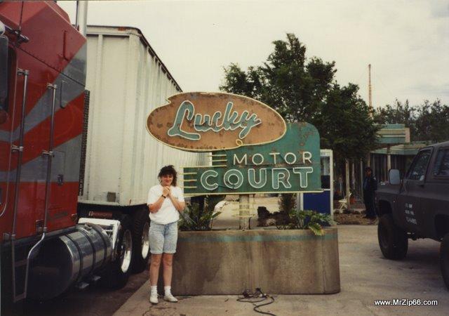 Flashback 1991 Arizona Route 66 Mrzip66