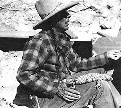 Harry E. (Indian) Miller Ran Two Guns from 1925 to 1935