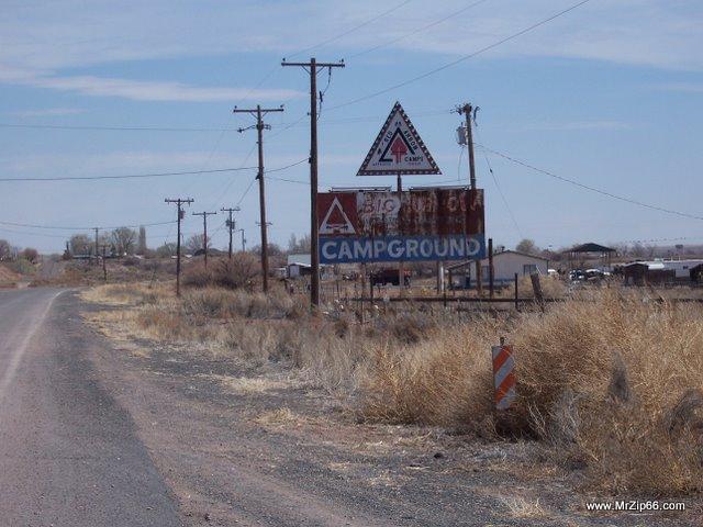 Joseph City Arizona, Route 66 | Mrzip66