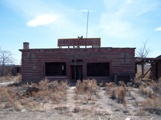 Ellas Frontier - Original Route 66 Trading Post