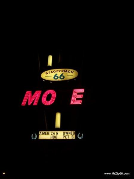 Stagecoach 66 MO E