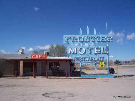Frontier Motel, Truxton Route 66