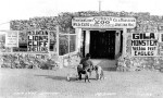Picture of the First Zoo at Two Guns Arizona