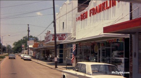 Ben Franklin Store from the Movie.  Remember these?