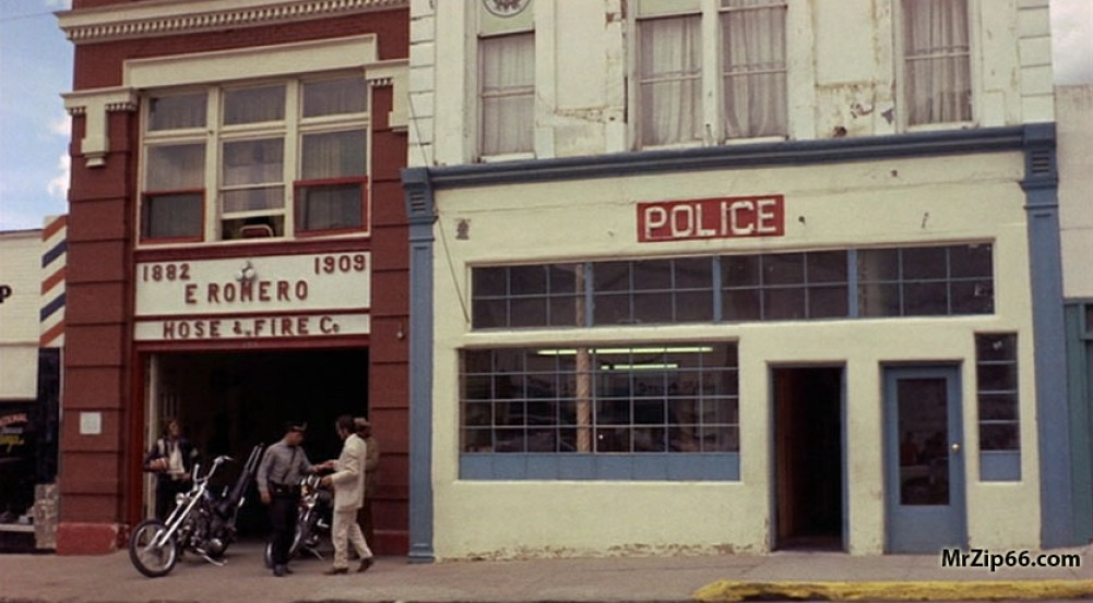 The Jail in Easy Rider from the Movie