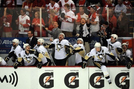 Pens win the Stanley Cup